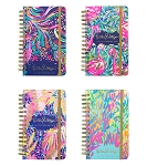 Medium 17-Month Spiral Lilly Pulitzer Agenda 2018