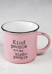 Natural Life Kind People Camp Mug