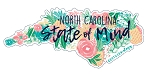 Southernology® North Carolina State of Mind Decal