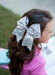 Parker Paisley Hair Bow