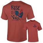 Southernology® Rise and Shine T Shirt