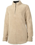 Sand Newport Fleece Pullover