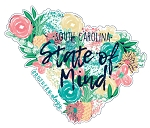 Southernology® South Carolina State of Mind Decal
