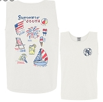 Ashton Brye™ Summers in the South Tank Top