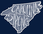 Pre-Order Carolina Strong Decal
