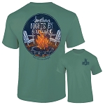Southernology® Southern Nights by Firelight T Shirt