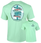 Southernology® Southern Directions T Shirt