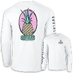 Southernology® Pineapple Logo LS T-Shirt