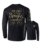Ashton Brye™ A Little Sparkle Long Sleeve
