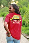 Southernology Custom Buckle Up Buttercup T Shirt