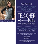 Sunny View Elementary Teacher Tribe Raglan