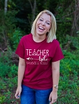 Teacher Tribe Shirt