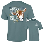 Southernology® Worry the Horns off a Billy Goat T Shirt