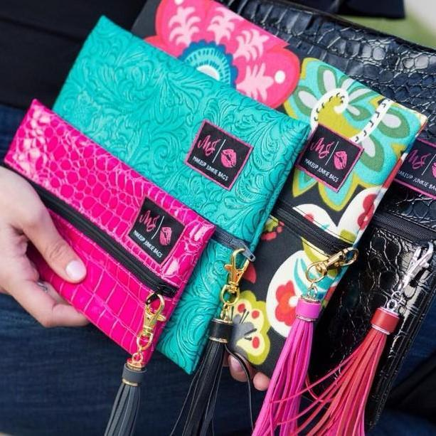 Makeup Junkie Bags (Assorted Sizes)
