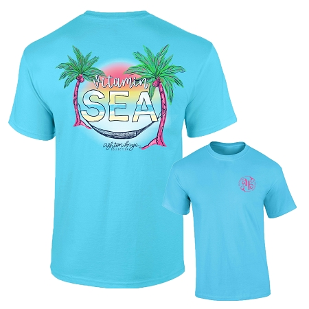 Ashton Brye™ Vitamin Sea T Shirt