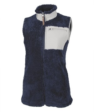 Women's Navy Newport Vest