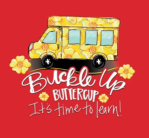 Southernology® Buckle Up Buttercup T Shirt