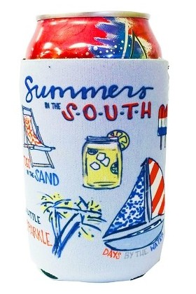 Ashton Brye™ Summers in the South Coozie