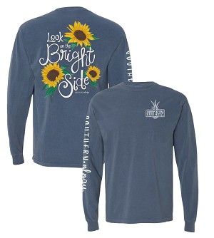 Southernology® Look on the Bright Side Long Sleeve
