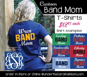 Band Mom Shirt