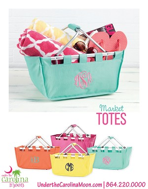 Solid Market Totes